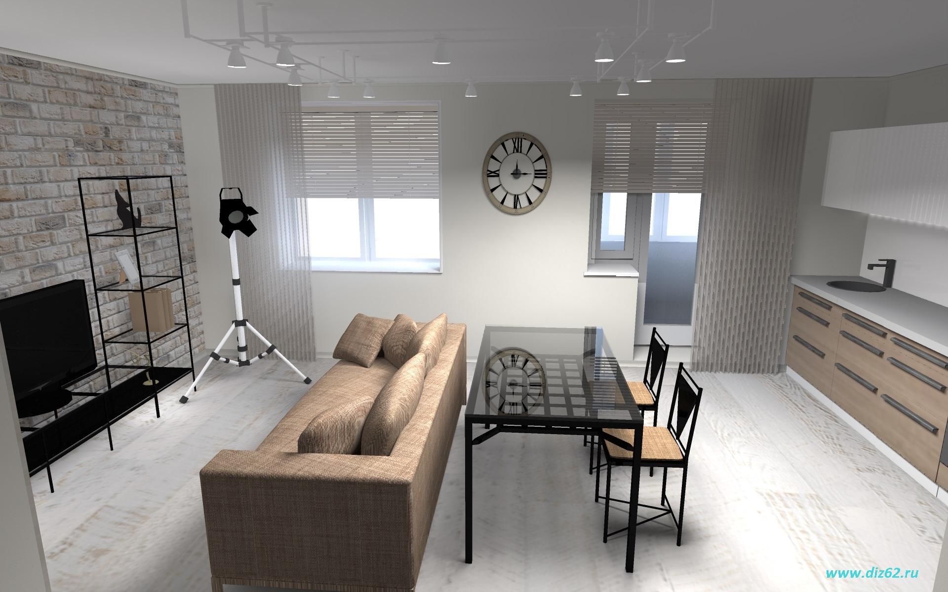 Дизайн квартир рязани