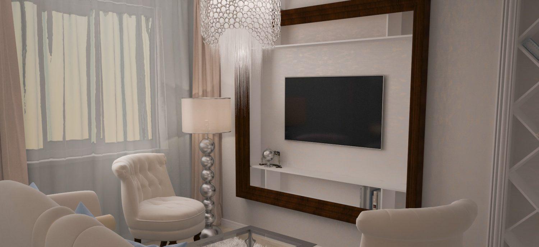 Разработка индивидуальных дизайн-проектов квартир и домов